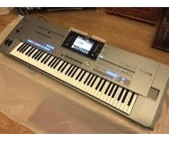 Yamaha Tyros 5 Workstation