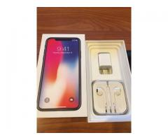Eladó Apple iPhone X 256gb, Apple Iphone 8 és 256gb