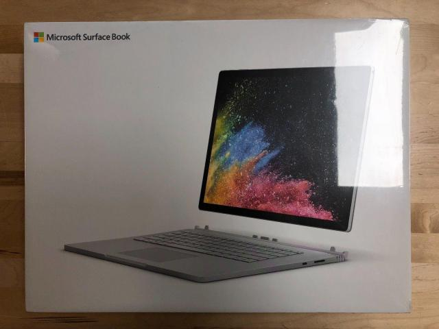 Microsoft Surface Book 2 (1TB) - 1/1