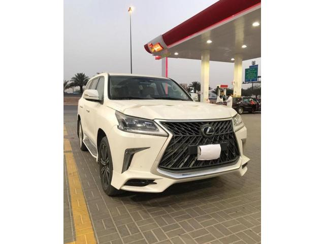 I want to sell My LEXUS LX570 2016 MODEL - 1/2