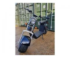 2 Seater 2000w Electric Scooter 18.5 Fat Tire