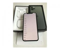 IPHONE 11 PRO MAX (512GB) ---  $650