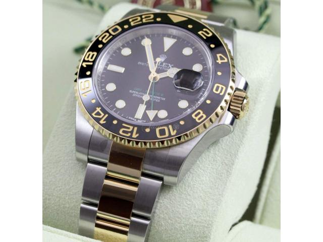 Available ROLEX GMT-MASTER II 116713 WATCH (WHATSAPP: +1 825 994-3253) - 2/3