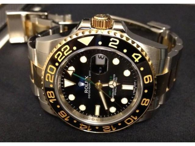 Available ROLEX GMT-MASTER II 116713 WATCH (WHATSAPP: +1 825 994-3253) - 3/3